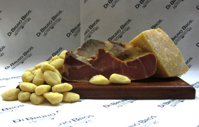 Gnocchi, Country Ham and Parmigiano Reggiano