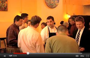 Goat Dinner Video