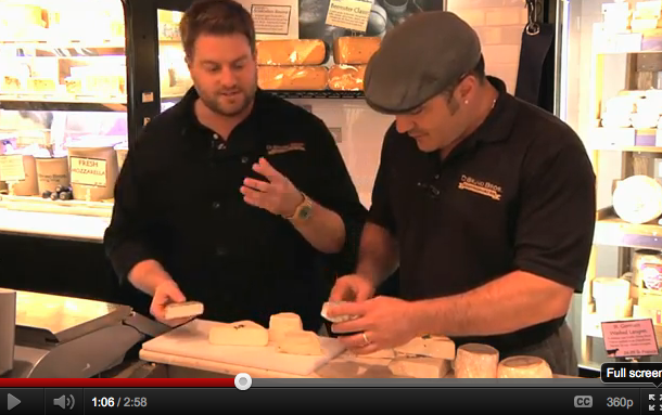 Celebrate American Cheese Month with Di Bruno Bros.