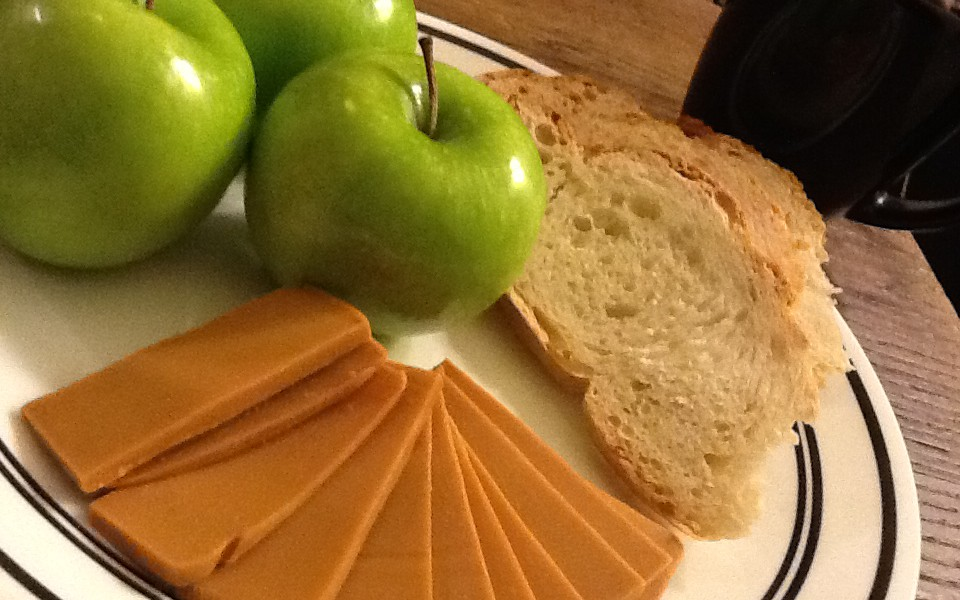 Gjetost and Apples
