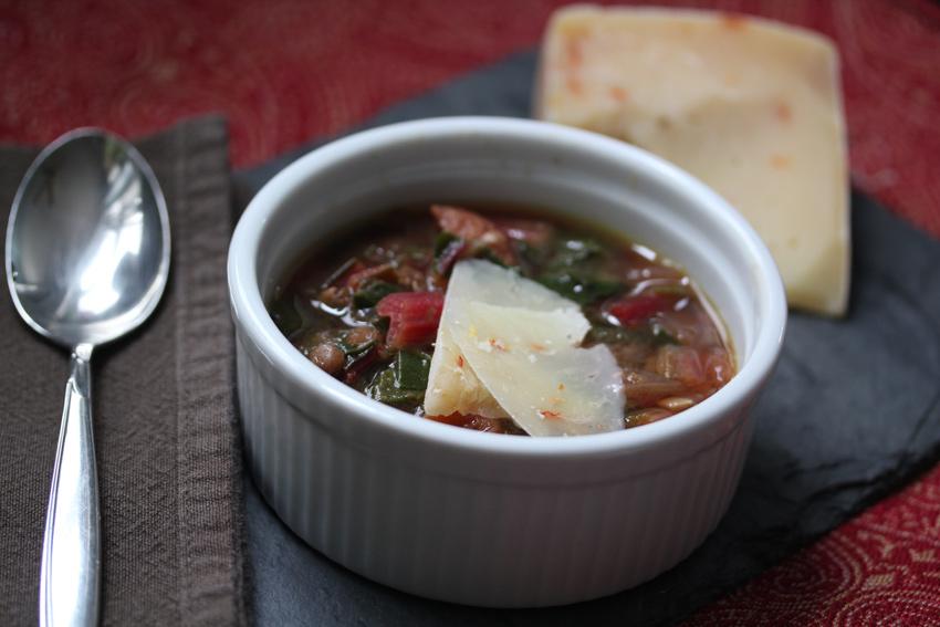 Pecorino Romano Soup Cheese