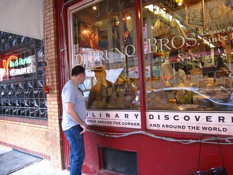 Di Bruno Bros 9th Street Tour