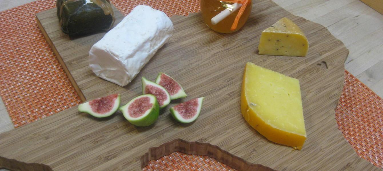 TX Cheese Board
