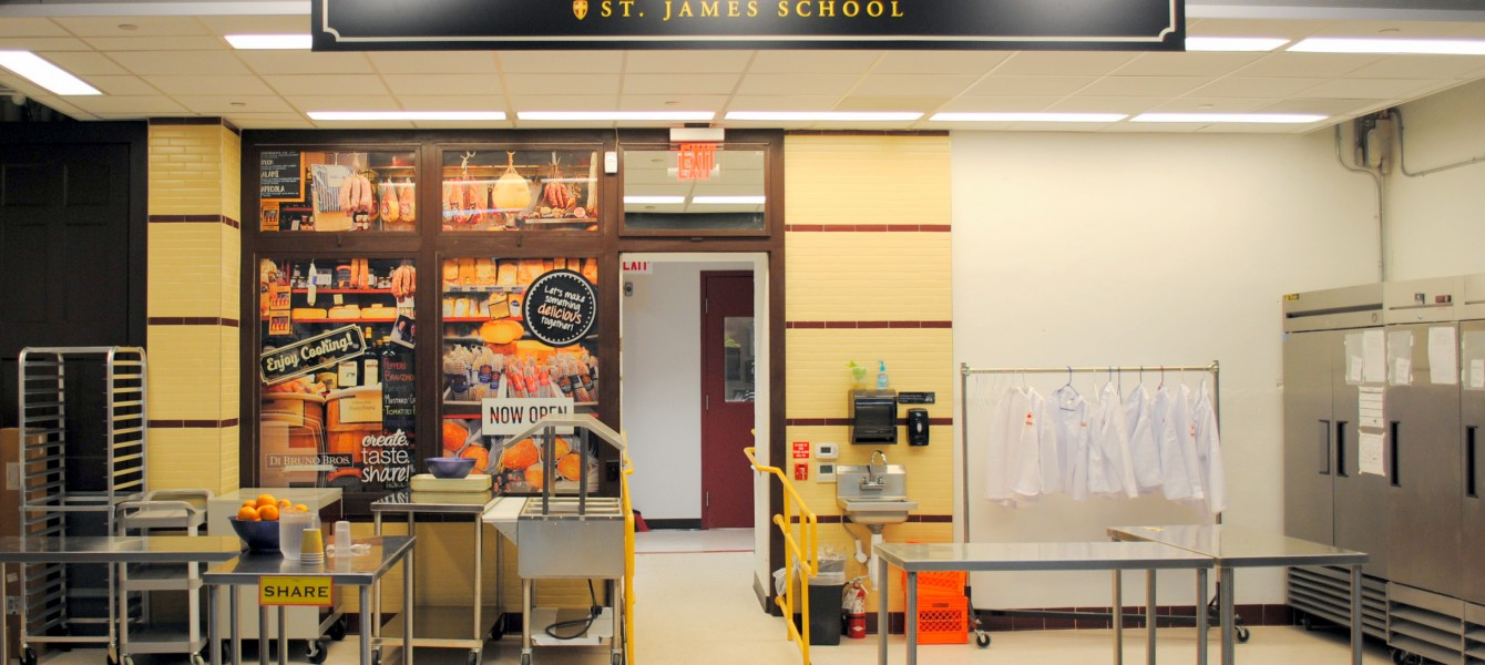 St. James School Neighborhood Kitchen