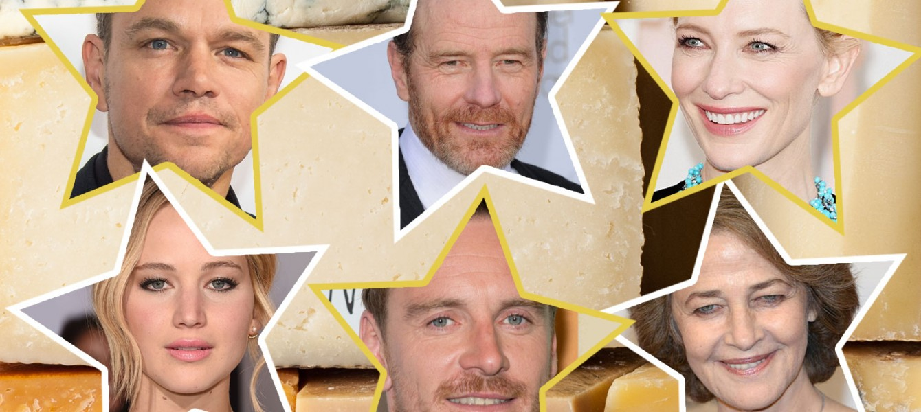 Oscars Cheese Plate