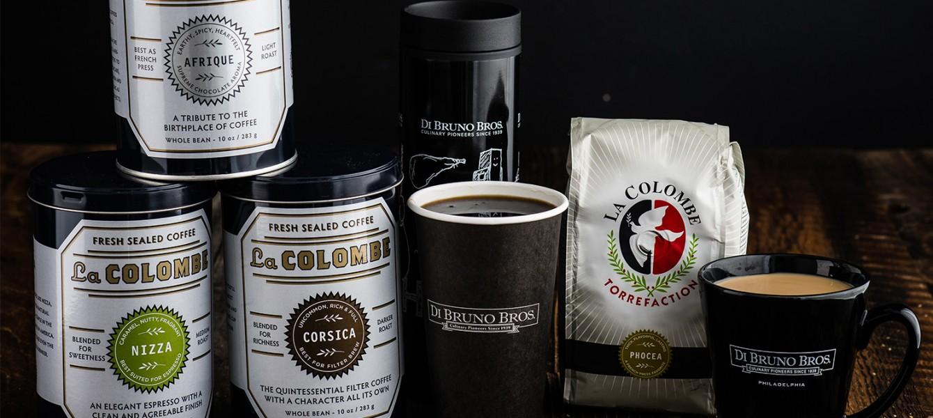 La Colombe Coffee at Di Bruno Bros.