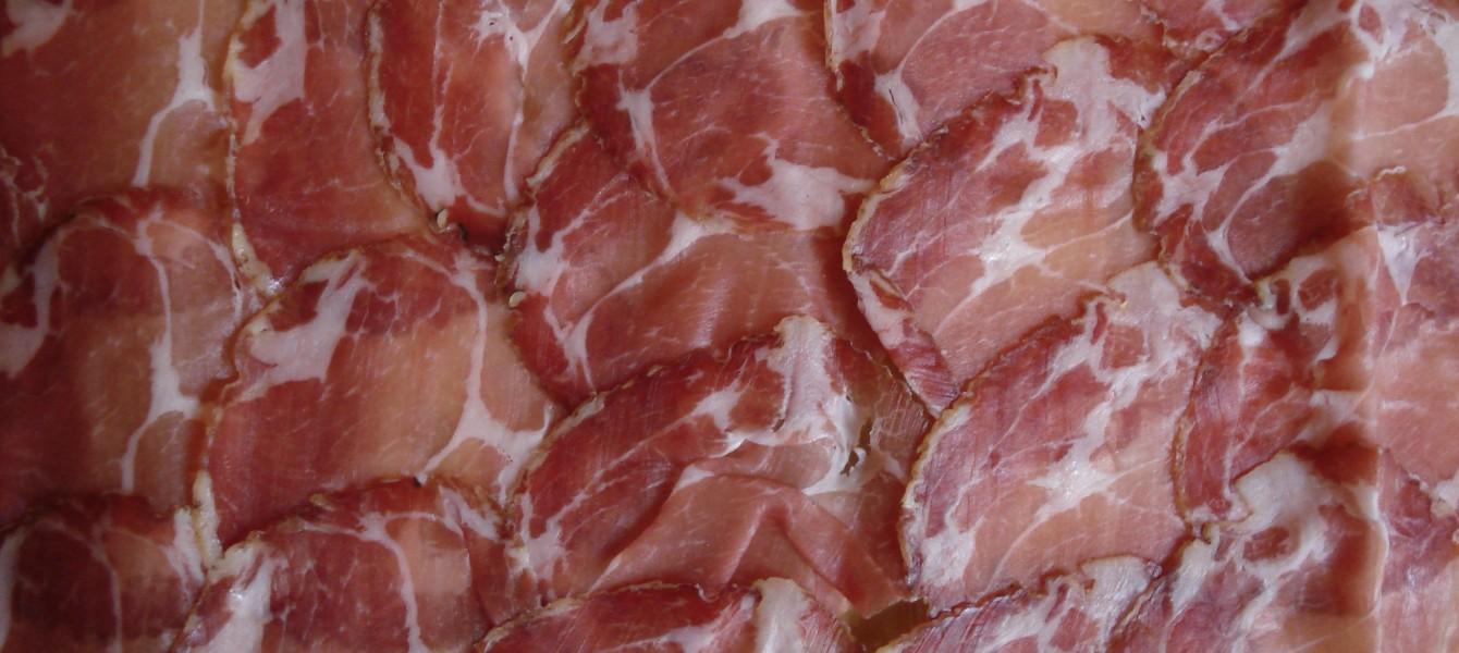 how to make capicola ham