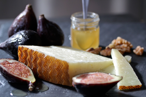 Manchego Cheese and Fig