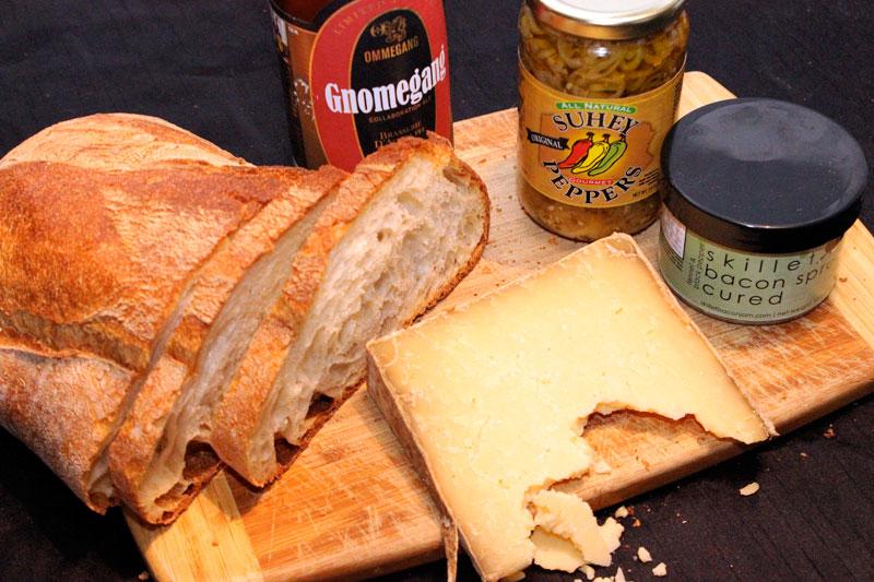 Cabot Clothbound Cheddar Cheese
