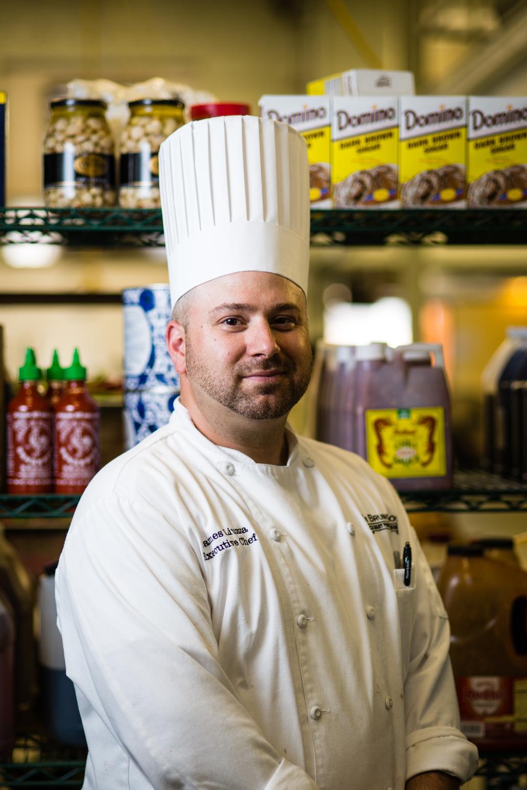 Chef James