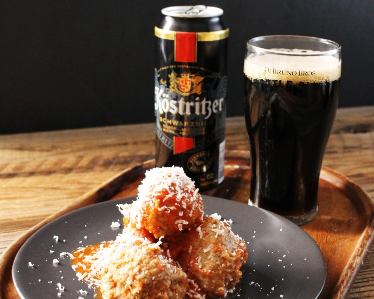 Meatball Monday Beer Pairing